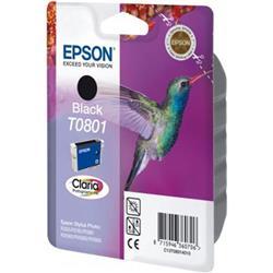 Cartuccia originale Epson T0801 - nero - C13T08014011