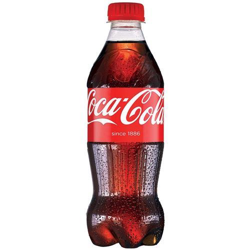 Coke Lines No Soft Drinks