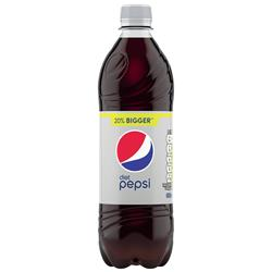 Diet Pepsi Drink Bottle 600ml Ref 200420 [Pack 24]