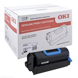 Originale OKI 45488802 Toner standard nero