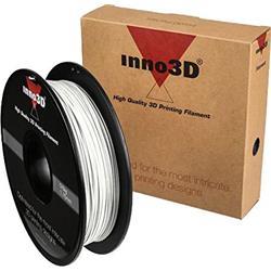 Inno3D ABS Filament for 3D Printer 1.75x200mm White Ref 3DPFA175WH05