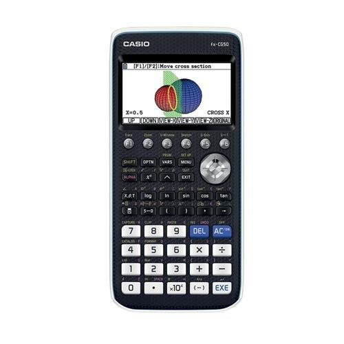 Buy Casio FX-CG50 Graphic Calculator Graphite - FX-CG50 ...