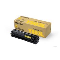 Originale Samsung CLT-Y503L/ELS Toner - giallo