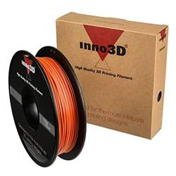Inno3D PLA Filament for 3D Printer 1.75x200mm Orange Ref 3DPFP175OR05