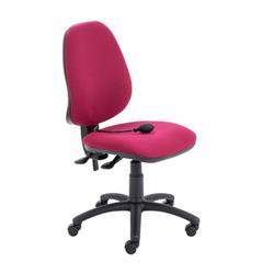 Calypso Ergo Chair - Claret Ref CH2810CL
