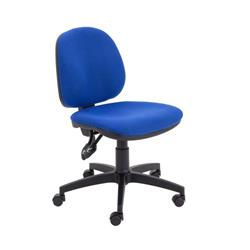 Concept Mid Back Chair - Royal Blue Ref CH0803RB