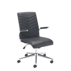 Baresi Chair - Black Ref CH0789BK
