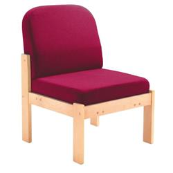 Juplo Side Chair - Claret Ref OF0309CL