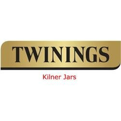 Twinings Kilner Jars with Pre-printed Labels Ref F14280 [Pack 3]