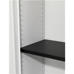 Steel Shelf - Black Ref TCS-SHELF-BK