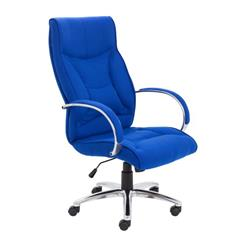 Whist Fabric Chair - Royal Blue Ref CH3206RB