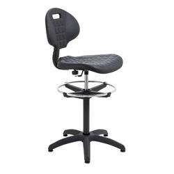 Factory Chair - Black Ref CH0504+AC1042