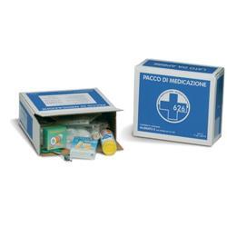 Kit reintegro Pronto Soccorso 2 persone Pharma Shield - 2 - DM388