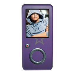 Lettore MP3/MP4 STYLE - rosso - 4GB