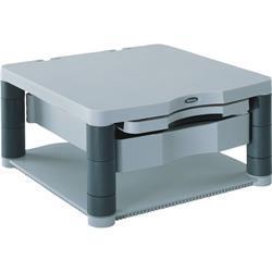 Supporto Monitor Plus Fellowes - fino a 27 Kg - 34,3x33,3x6,4-16,5 cm