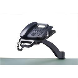 Braccio portatelefono Tecnostyl - 21x24 cm - nero