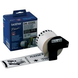 Nastro in carta serie DKBrother - 62 mm x 30,48 m