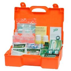 Valigetta Pronto soccorso 3 persone Pharma Shield - DM388