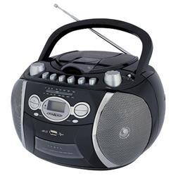Radioregistratore CDMP-328UC - 32 x 16,2 x 23 cm - 2,2 Kg - 213210009