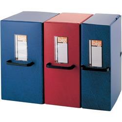 Cartella portaprogetti Big Sei Rota - dorso 16 - 25x35 cm - blu