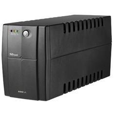 Gruppo di continuità Oxxtron 600VA UPS Trust - 16x9,5x32 cm