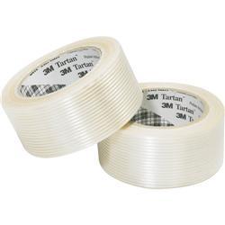 Nastro adesivo Tartan™ 8930 Filament Scotch® - 50 mm x 50 m - trasparente