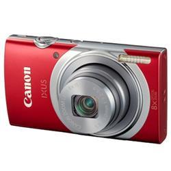 """Fotocamere Digitali Canon Ixus 160 - 2,7"""" - rosso"""