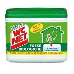 Detergente per fosse biologiche WC Net - conf. 12