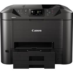 Canon MAXIFY MB5455 Multifunction Colour Inkjet Printer A4 WiFi Duplex Ref 0971C028AA