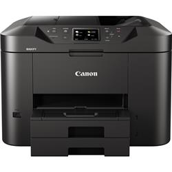 Canon MAXIFY MB2755 Multifunction Colour Inkjet Printer A4 24 ipm WiFi Duplex Ref 0958C028AA