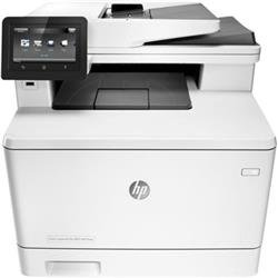 HP M477FNW A4 colour Laserjet Pro MFP Ref CF377A