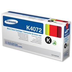 Samsung CLT-K4072 Black Laser Toner for CLP-320/CLP-325/CLX-3185 Series Ref CLT-K4072S/ELS