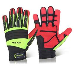Mecdex Auto Plus Mechanics Glove XL Ref MECAP-622XL