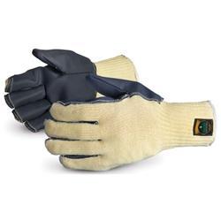 Superior Glove Cool Grip Heat-Resistant String-Knit Glove Blue L Ref SUSKSCTBL