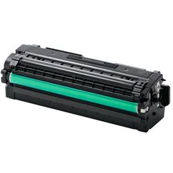 Samsung C505L (Yield 3500 Pages) High Yield Cyan Toner Cartridge for SL-C2620DW/SL-C2670FW Laser Printers
