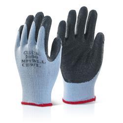 Click2000 Multi-Purpose Gloves 2XL Black Ref MP1BLXXL [Pack 100]