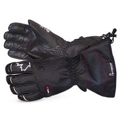Superior Glove Snowforce Buffalo Leather Palm Winter XL Black Ref SUSNOW385XL