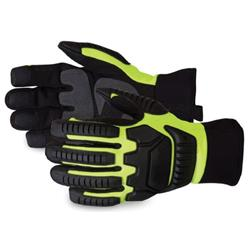 Superior Glove Clutch Gear Winter Cut-Resistant Waterproof XL Yellow SUMXVSBKWTXL