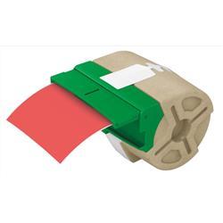 Leitz Icon Label Cartridge Permanent Plastic 88mmx10m Red Ref 70160025