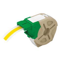 Leitz Icon Label Cartridge Permanent Plastic 12mmx10m Yellow Ref 70150015