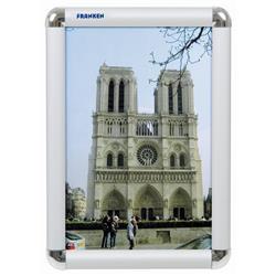 Franken Aluminium Snap Frame 25mm  A4 Ref BS0701
