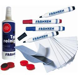 Franken JuniorLine Set For Planning Boards And Whiteboards Ref Z1941-X