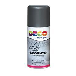 Bombole Vernice Spray CWR - argento