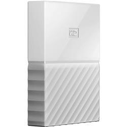My Passport 1TB USB3.0 Portable White HDD Ref WDBYNN0010BWT-WESN