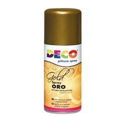 Bombole Vernice Spray CWR - oro