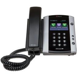 Polycom VVX 500 12Line Bus Media Phone Ref 2200-44500-025