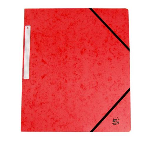 10 Cartelle con Elastico Archivia