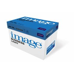 Image Business Light A4 210x297mm 75Gm2 FSC Mix Credit Ref 47150 [Pack 2500]